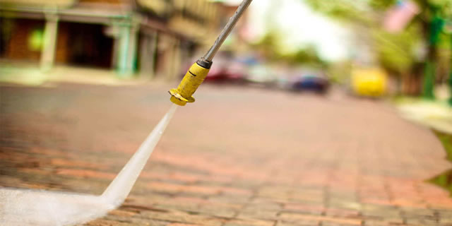 local pressure washing Durham
